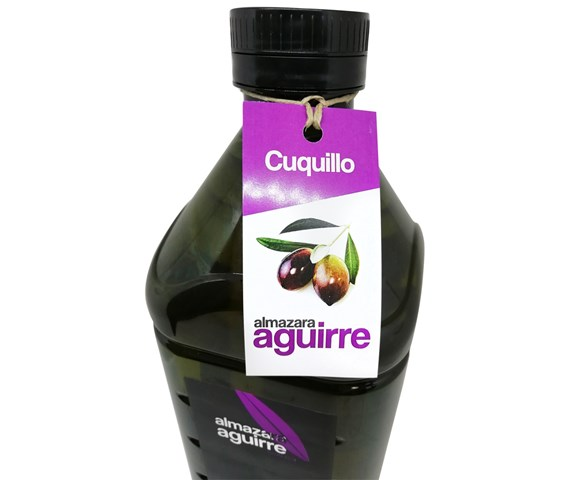 gros plan huile d'olive cuquillo 2l